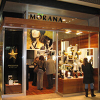 2007 - First store of Morana network in Portugal